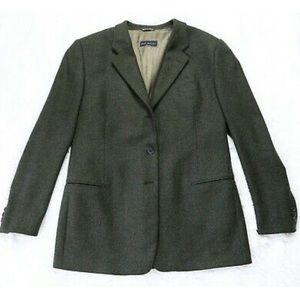 Nino Daniela 48 R Men's Wool Cashmere Blazer new